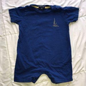 Ralph Lauren Tee-Shirt Jumper. Baby Boy 6-12 mo